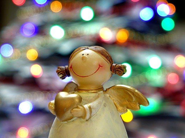 Tutorial: Creating Christmas Angels